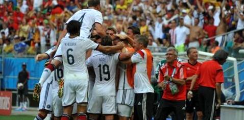 Gesundheit bei Fußball-WM