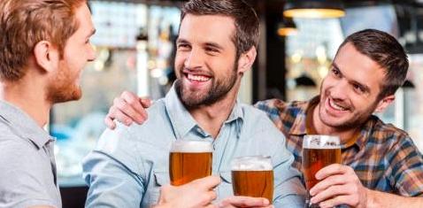 Bier schützt das Herz