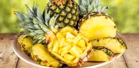 Ananas gegen Zahnschmerzen