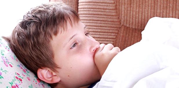 Chronischer Husten bei Mukoviszidose