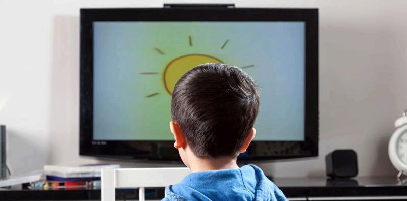 Abstand zum Fernseher