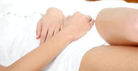 Regelschmerzen durch krankhafte Wucherungen der Gebärmutterschleimhaut