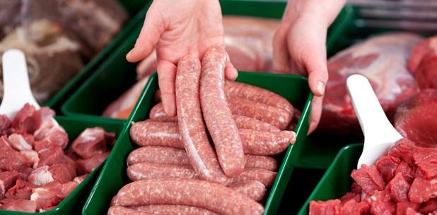 Auf Qualität des Fleischs achten