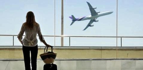 Lösen Flugreisen Krankheitsschübe bei CED aus?