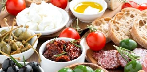 Mit der Mittelmeer-Diät verbinden Sie Genuss und Gesundheit