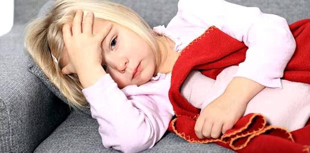 Nierenbeckenentzündung bei Kindern: Symptome wie Fieber und Abgeschlagenheit