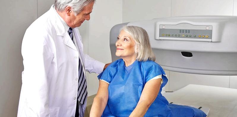 Knochendichtemessung für die Vitamin-D-Mangel-Diagnose