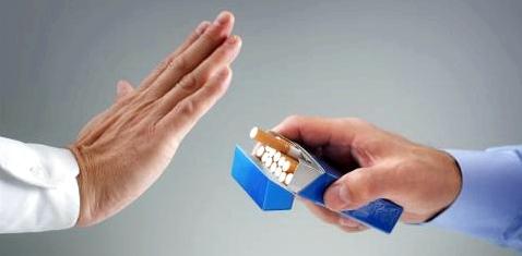 Zigaretten abgewiesen