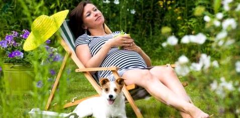 Eine Ansteckung mit Toxoplasmose ist zu jedem Zeitpunkt der Schwangerschaft möglich.