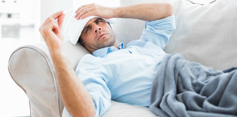 Toxoplasmose kann grippeähnliche Symptome verursachen