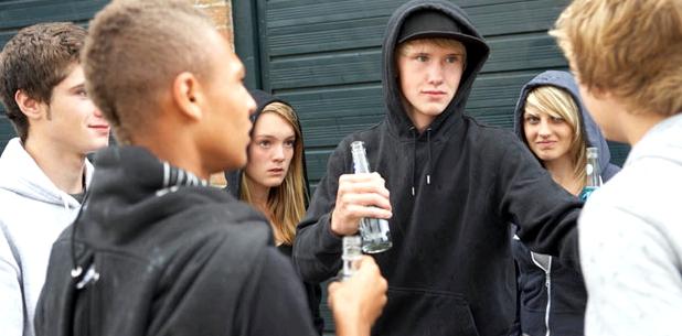 Komasaufen bei Jugendlichen