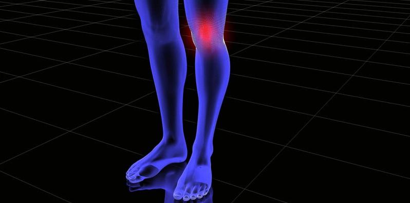 Knorpelschaden im Knie