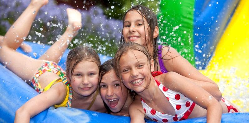 Kinder Schwimmbad Ansteckung Warzen