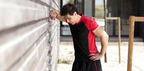 Sommergrippe und Sport führt Herzerkrankungen