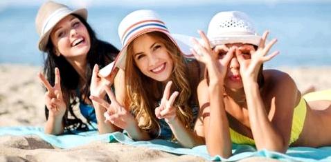 Wie Sie sich beim Sonnenbad schützen können