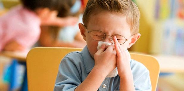 Hat mein Kind eine Allergie oder nur Schnupfen? Kinderärztin Dr. Hess weiß RAt