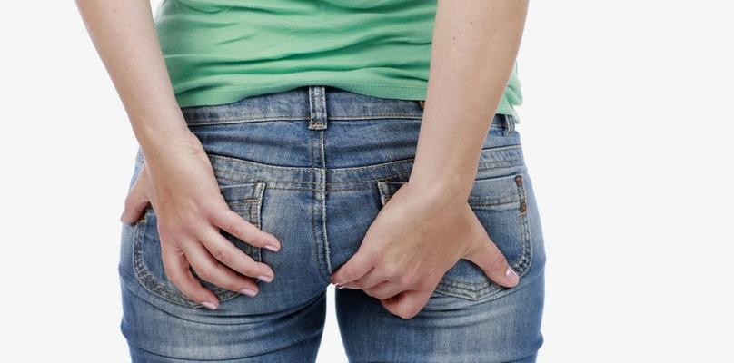 Schmerzen am After sind das Leitsymptom einer Analfissur