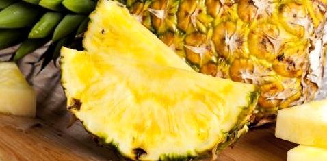 Ananas heilt Gelenkarthrose