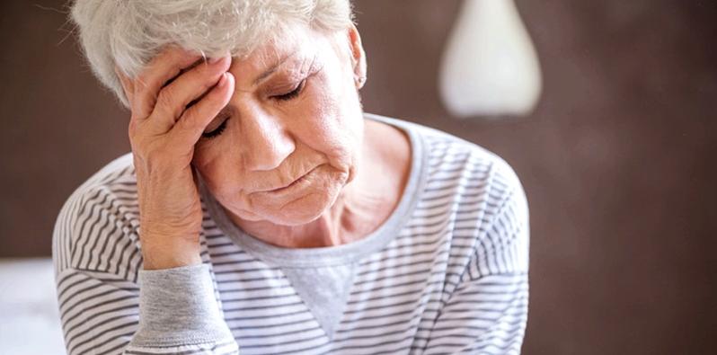 Kopfschmerzen als Schlaganfall-Anzeichen