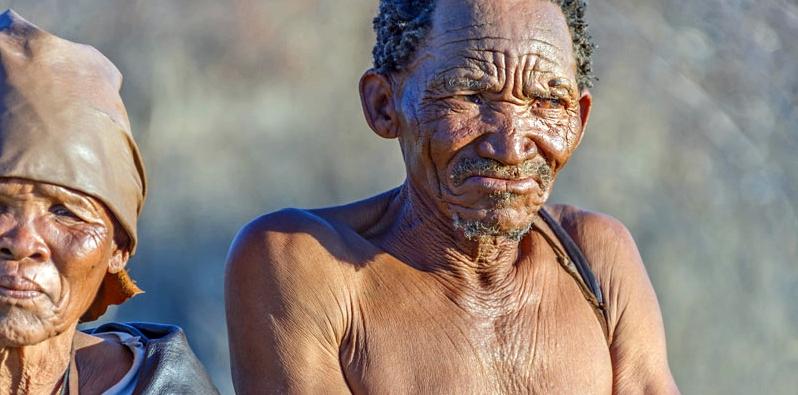 Das Volk der San lebt lange – auch dank gutem Schlaf