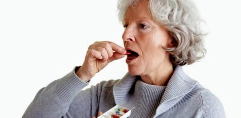 Mundtrockenheit durch Medikamente