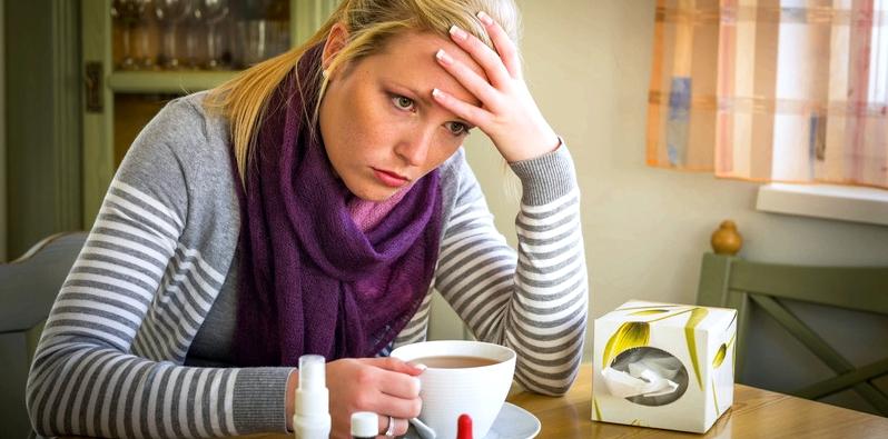 Bei einem Zinkmangel ist eine hohe Anfälligkeit für Infekte eines der ersten Symptome