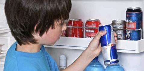 Energy-Drinks sind ungesund