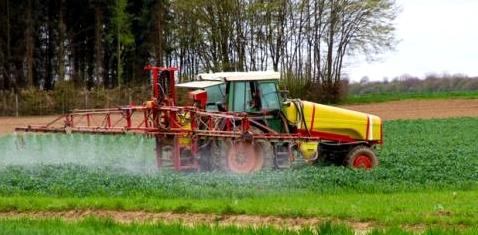 Pestizide machen krank