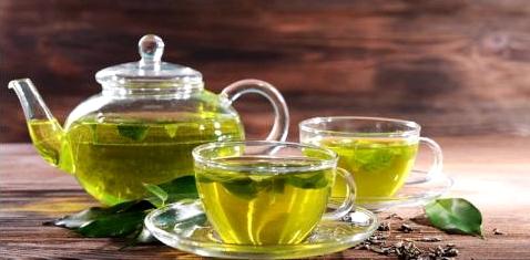 Grüner Tee ist besonders gesund