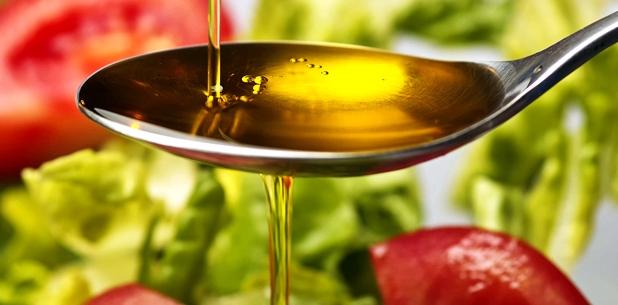 Olivenöl ist gut für das Herz
