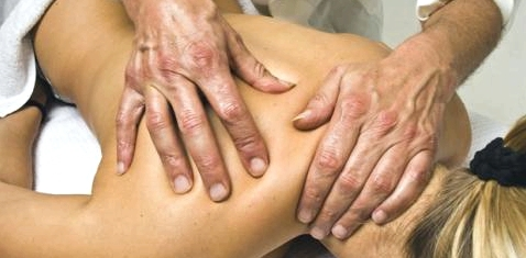 Nackenmassage hilft gegen Zaehneknirschen