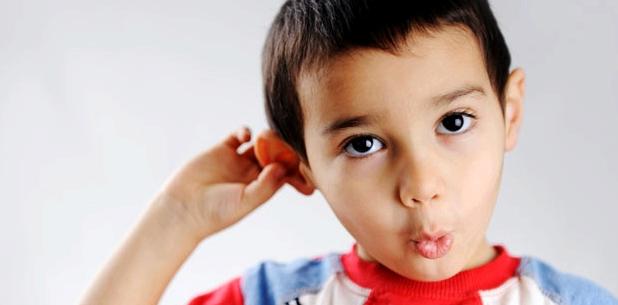 Erguss im Innenohr schränkt Hörvermögen bei Kindern ein