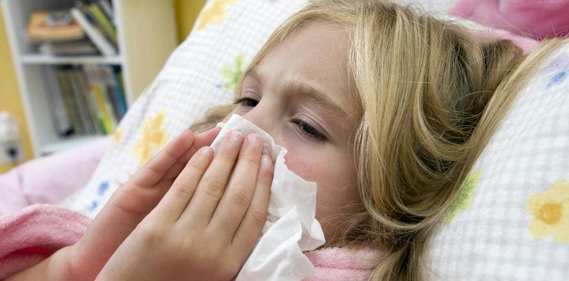 Sinusitis Schnupfen Kinder