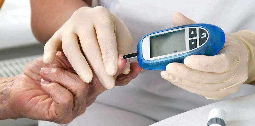 Diabetes kann oft die Ursache einer Polyneuropathie sein