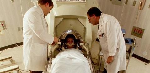 Strahlentherapie gegen Trigeminus-Neuralgie
