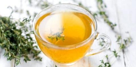 Thymian-Tee hilft bei Schleimhusten