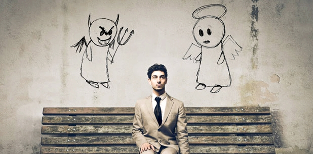 Gene entscheiden über gut und böse