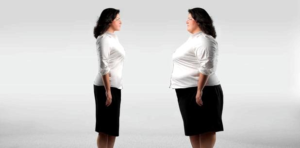 Wohin das Fett wirklich geht wenn man abnimmt