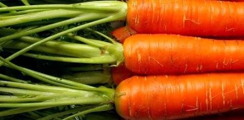 Mit Karotten den Vitamin-A-Speicher auffüllen