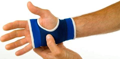 Bandage beugt Sehnenscheidenentzuendung vor