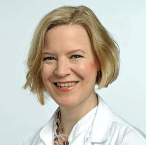 Ärztin Dr. Petra Stute, Gynäkologin, Uni-Klinik Bern