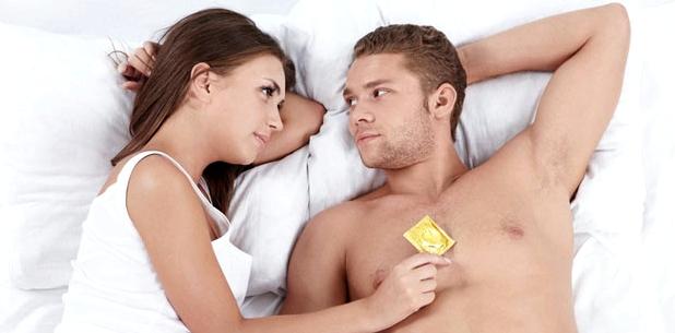 Kondome beugen Tripper vor